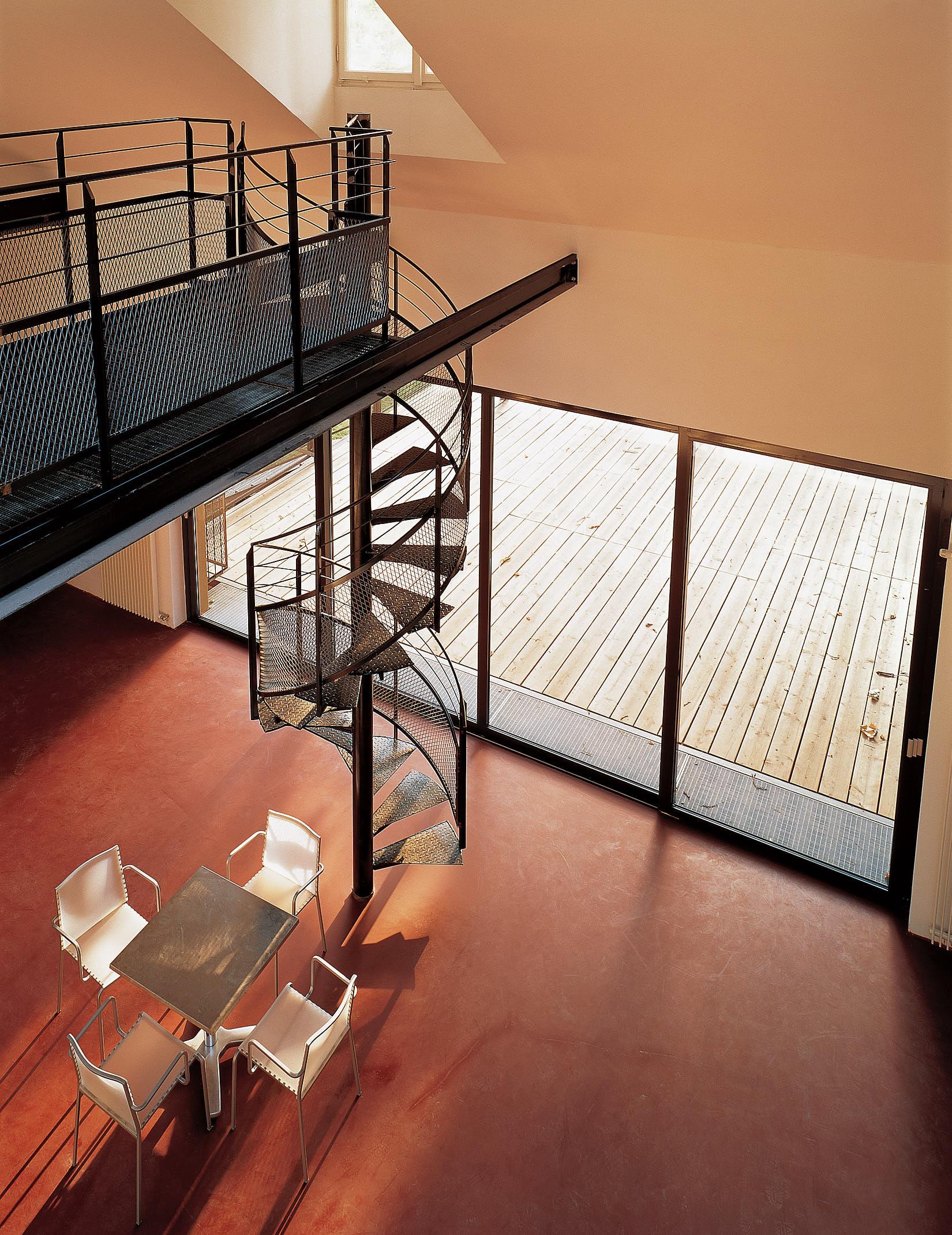 Atelier Augarten: Apartment