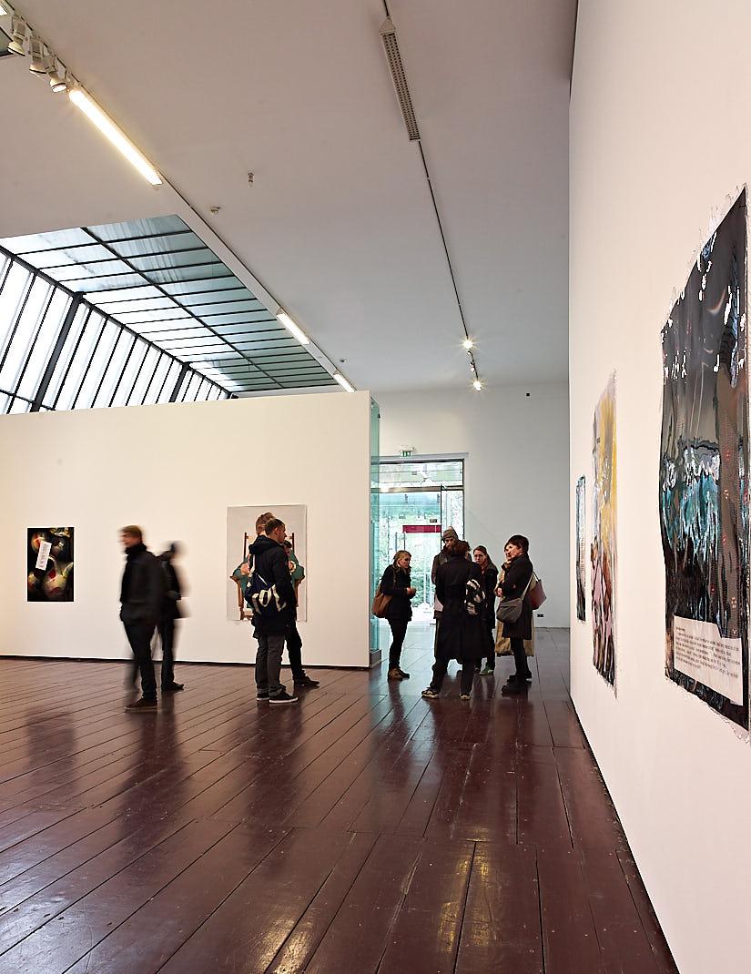 Atelier Augarten: Exhibition Space
