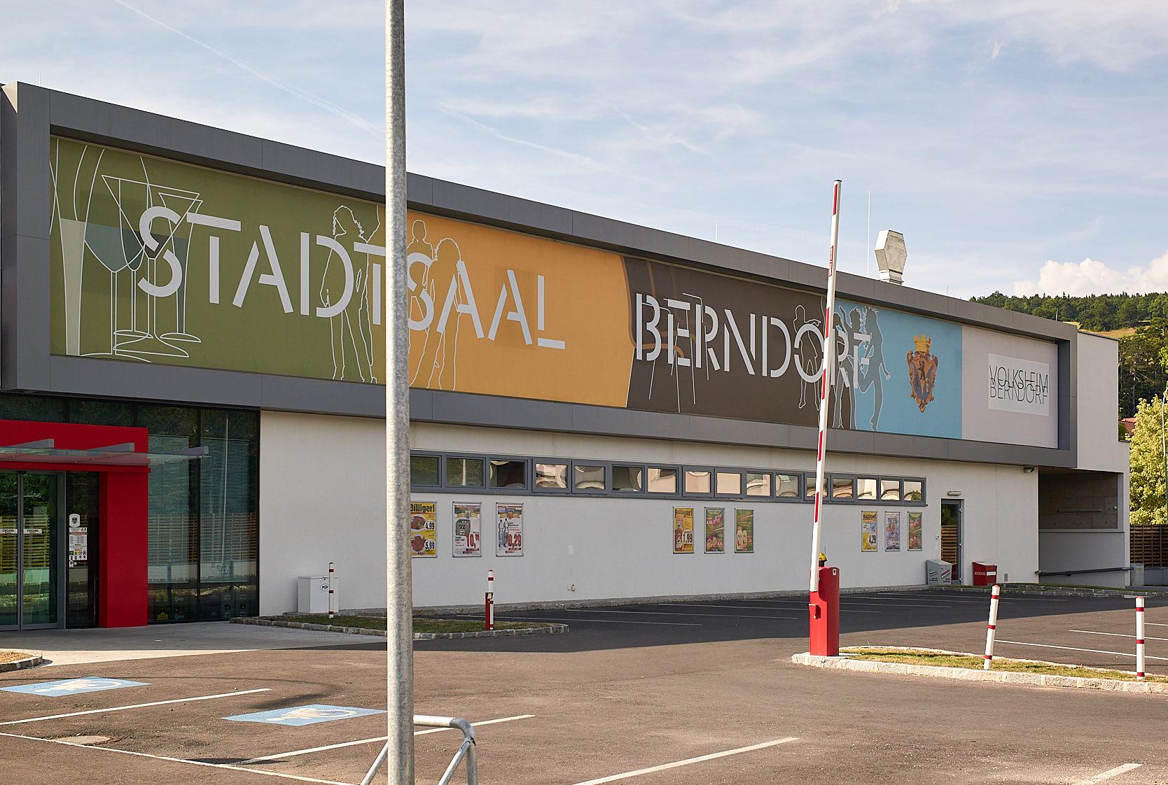 Façade Design Berndorf