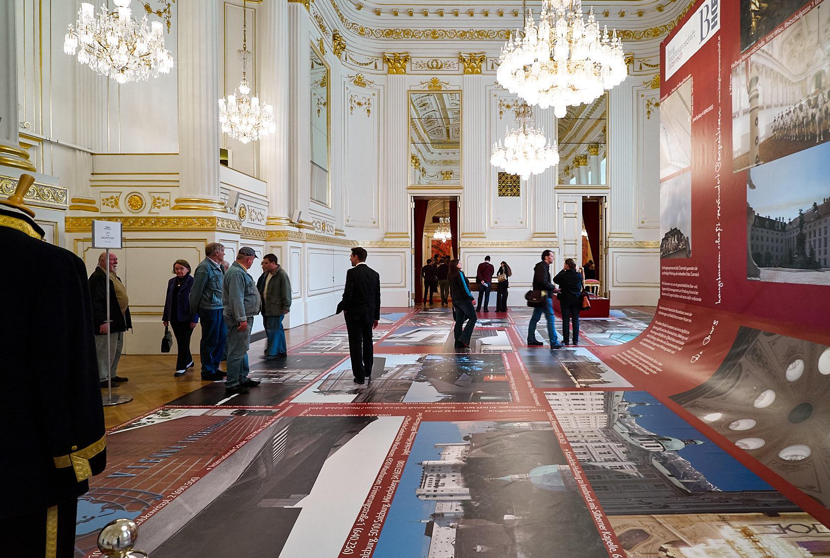 Burghauptmannschaft Österreich: Open House