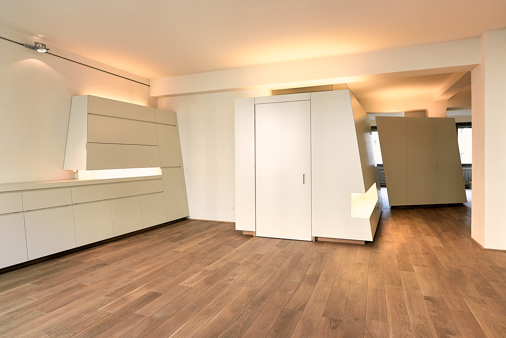 Czerwenka Apartment: Living Area