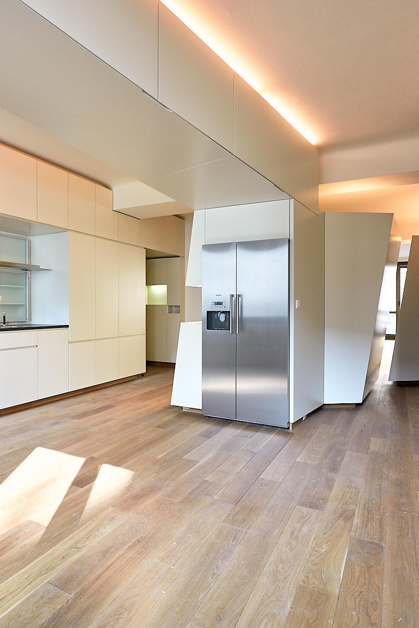 Czerwenka Apartment: kitchen