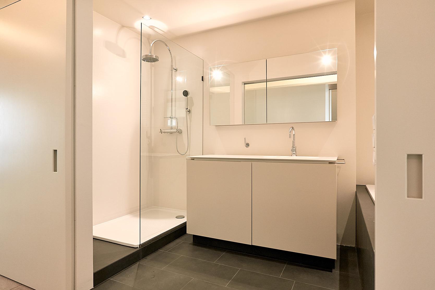 Czerwenka Apartment: bathroom