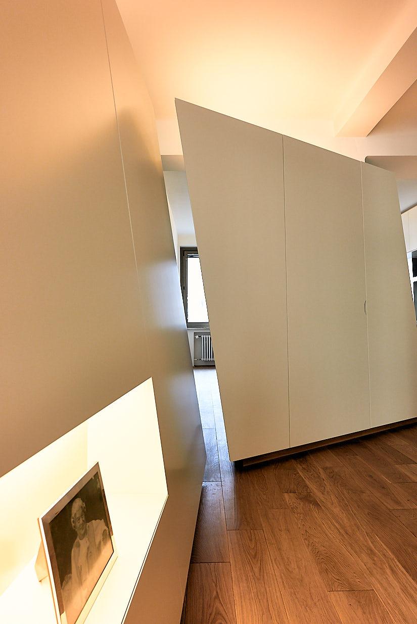 Czerwenka Apartment: Detail