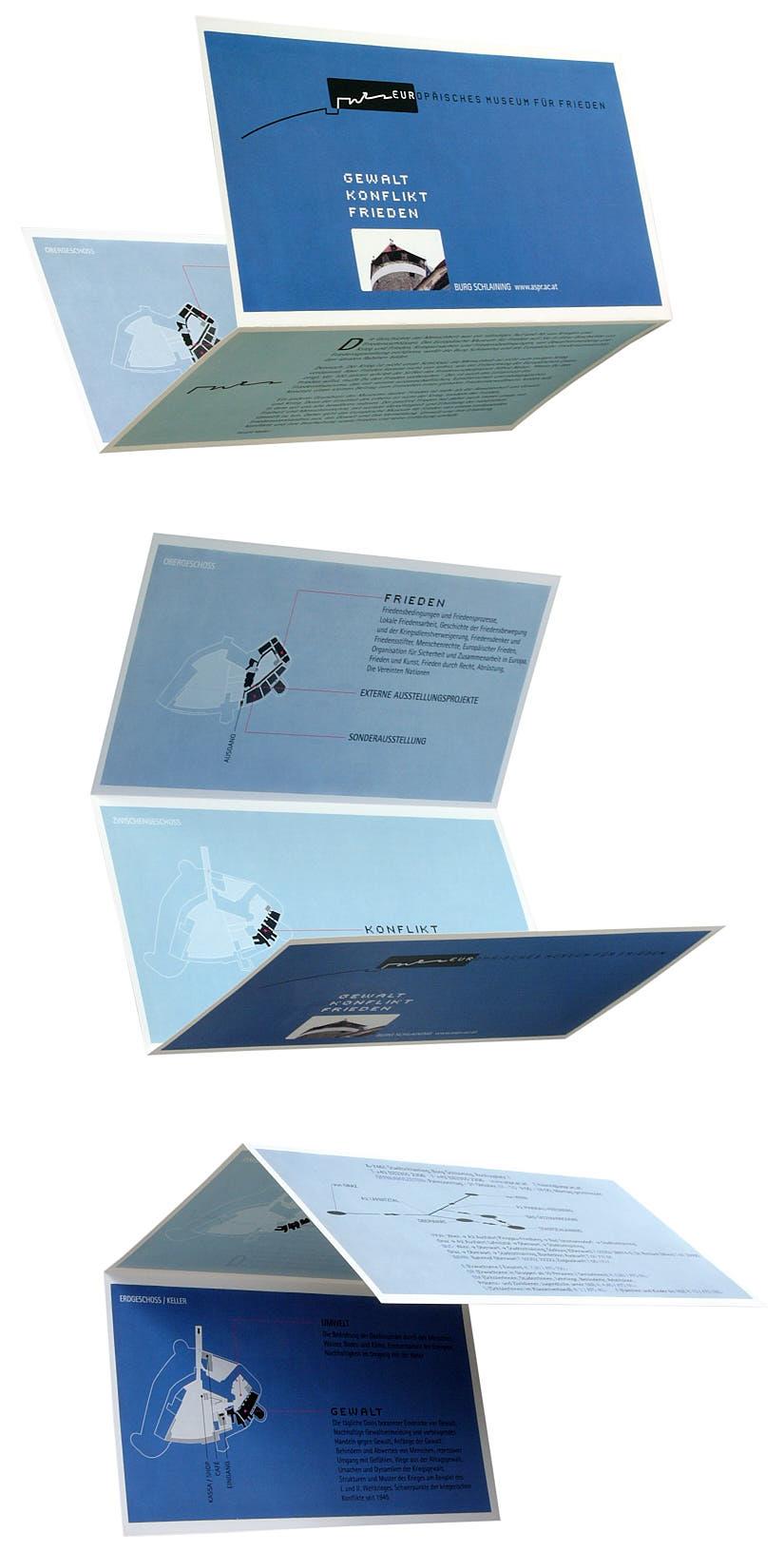 European Museum Of Peace: Folder