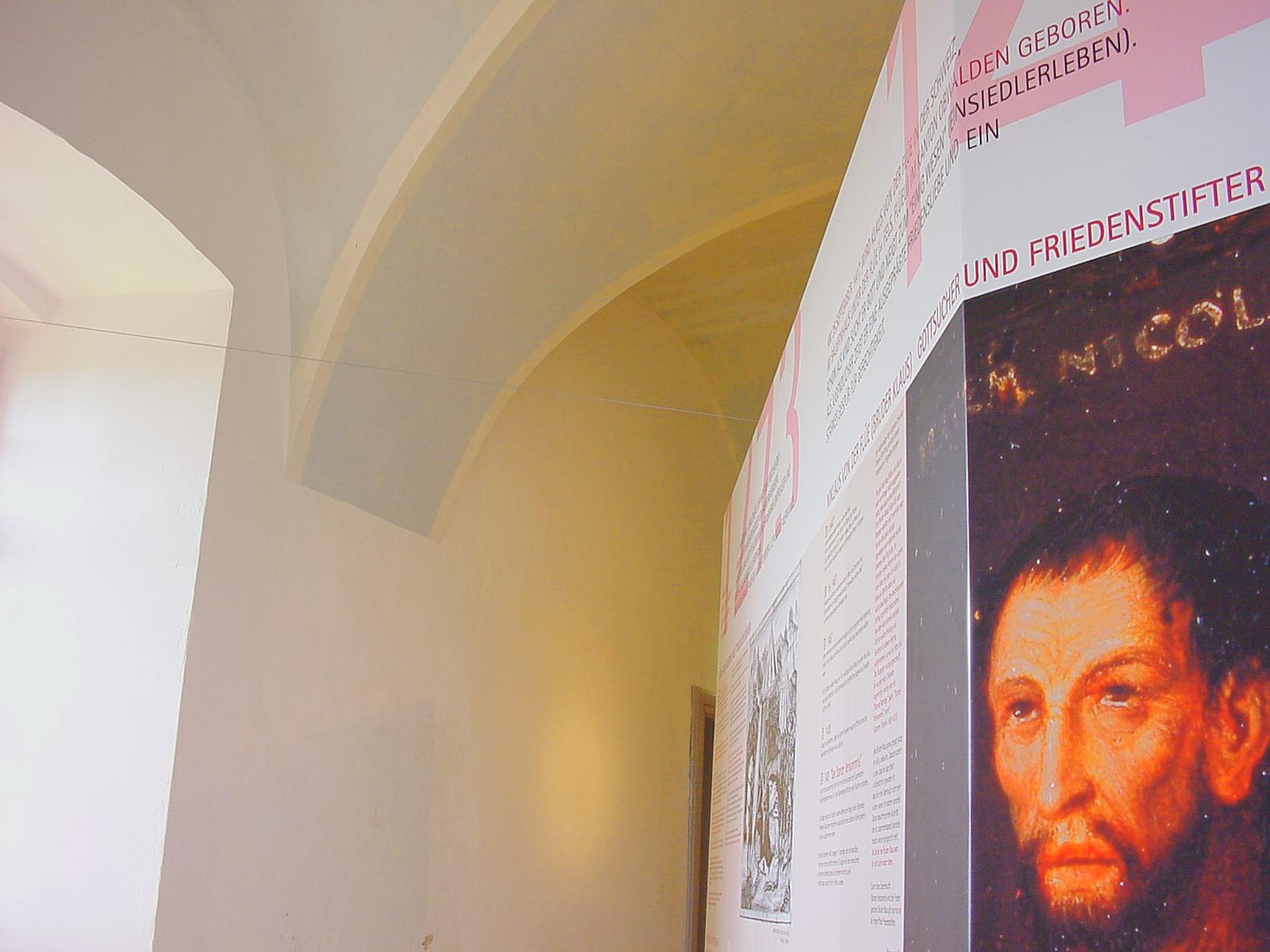 European Museum Of Peace: Mediation Exhibition Design