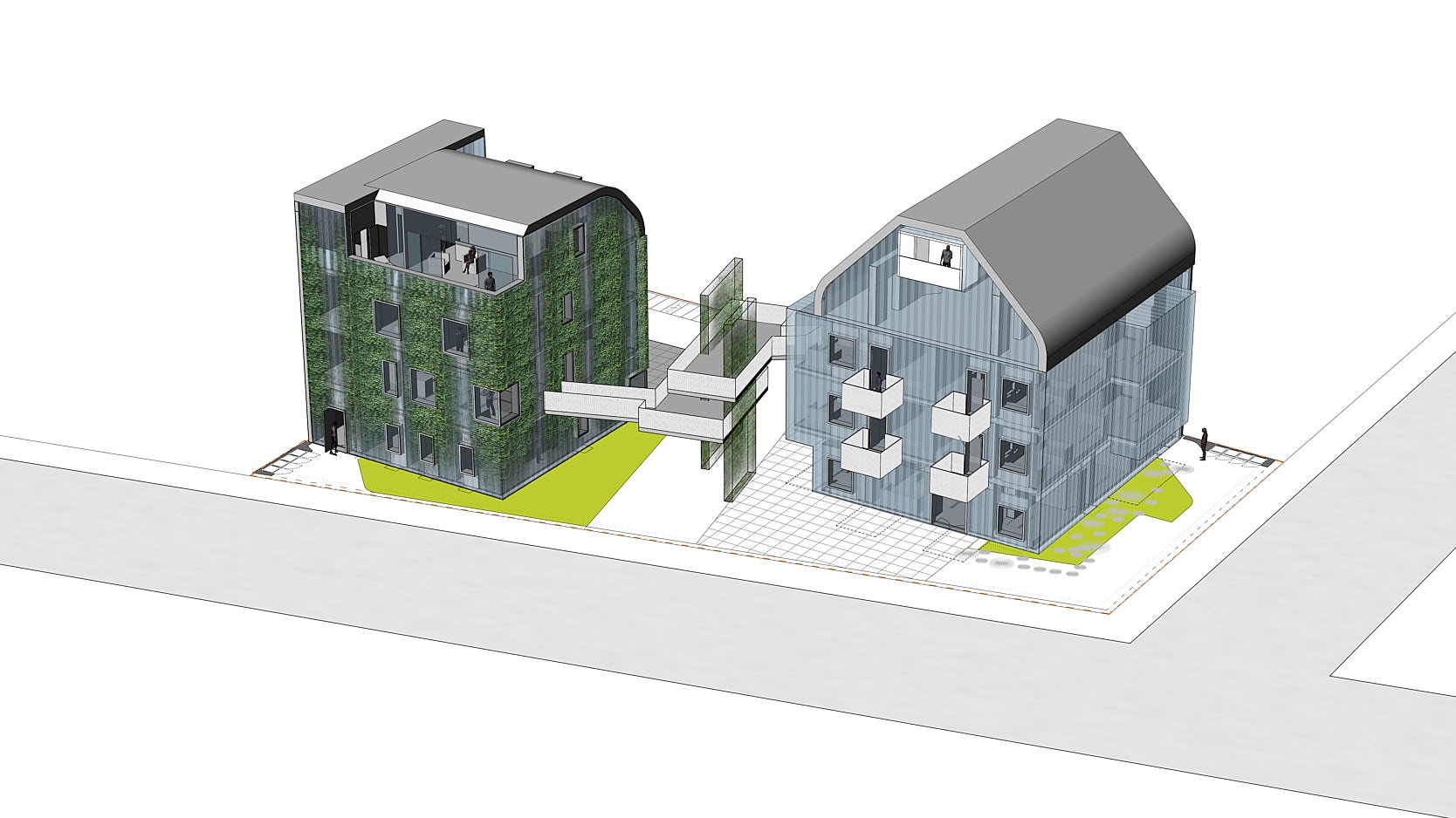 Khek, Development Study Housing: Model