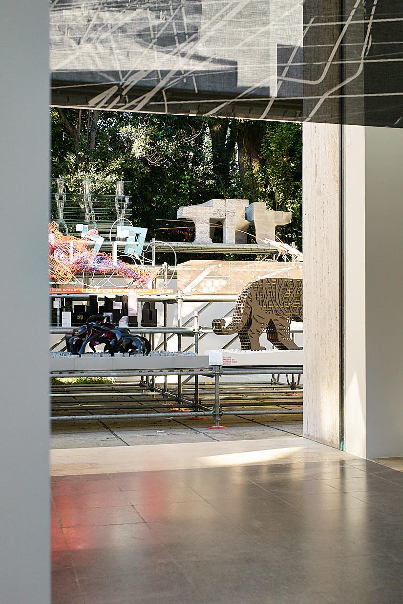 Venice Biennale 2010: Concretion