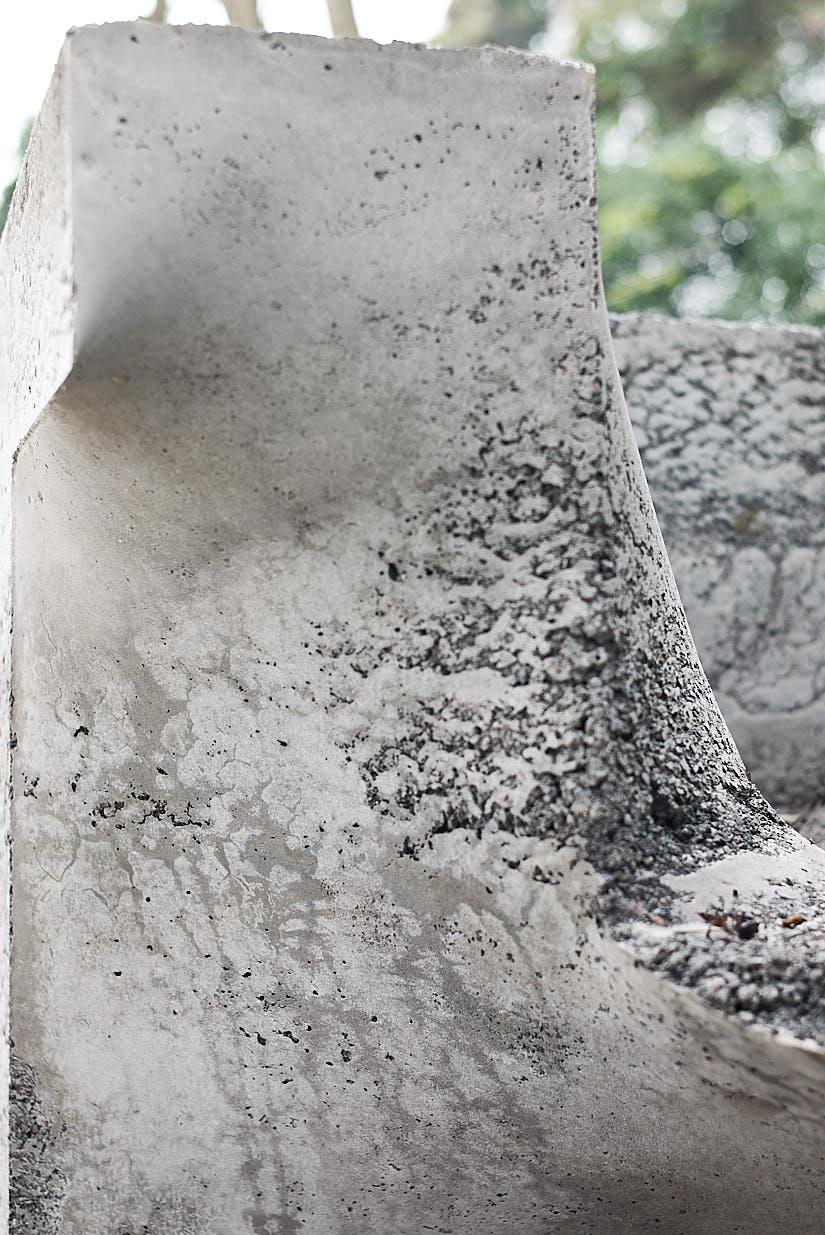 Venice Biennale 2010: Concretion Detail