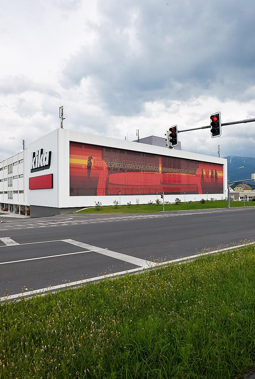Façade Design Kika Villach