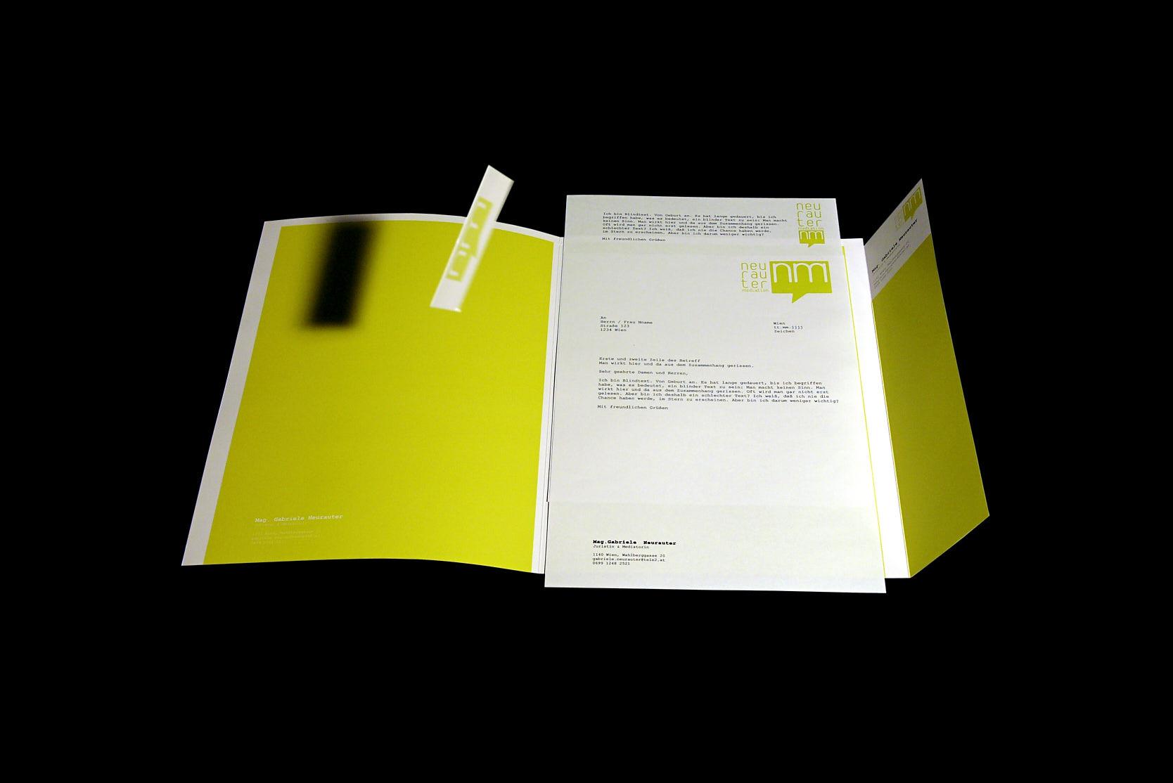 Neurauter: Printed Matter