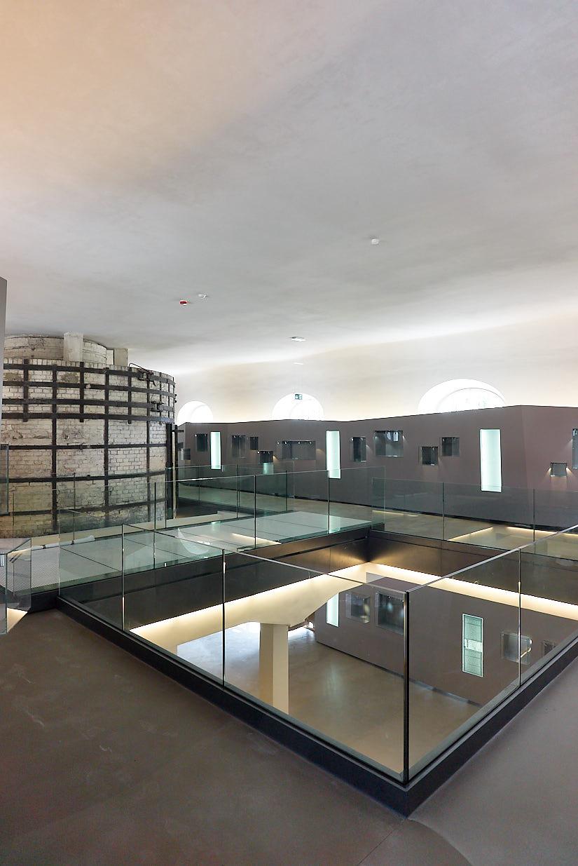 Saalgebäude Augarten: Museum