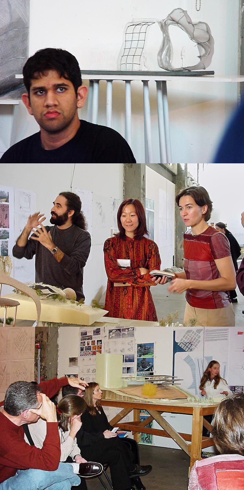 SCIArc Teaching: Los Angeles 2002
