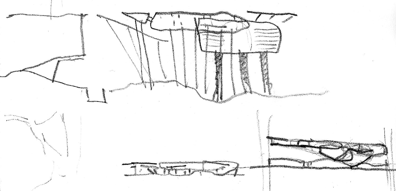 SCI-Arc Vertical Studio: Sketch