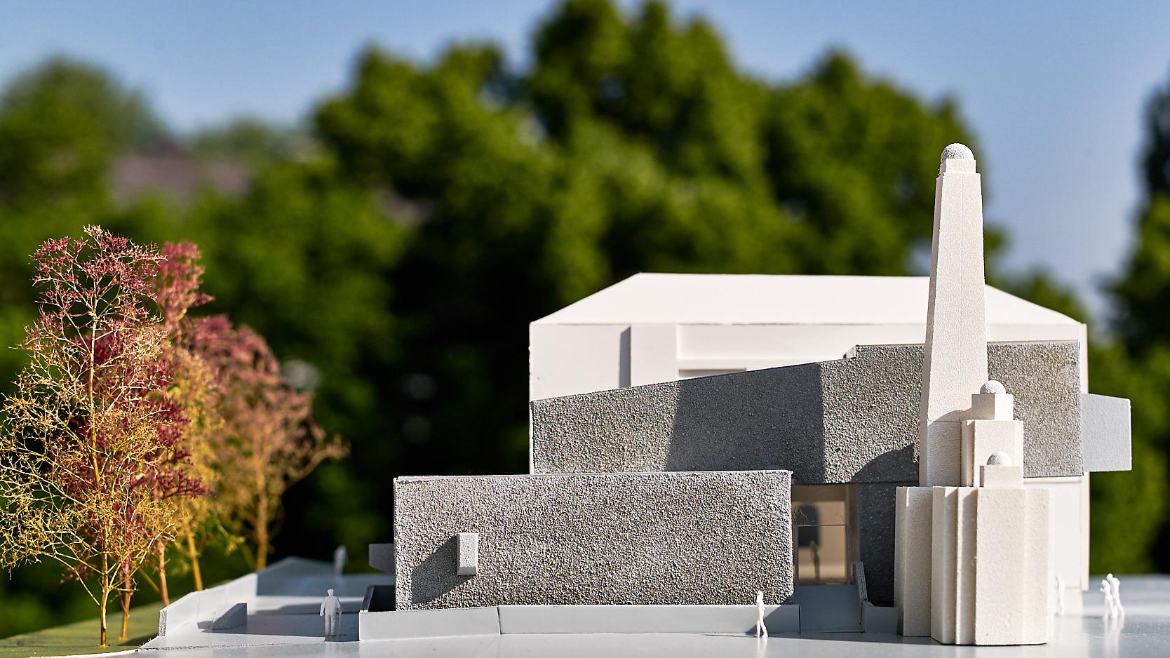 Zentralfriedhof: South/East