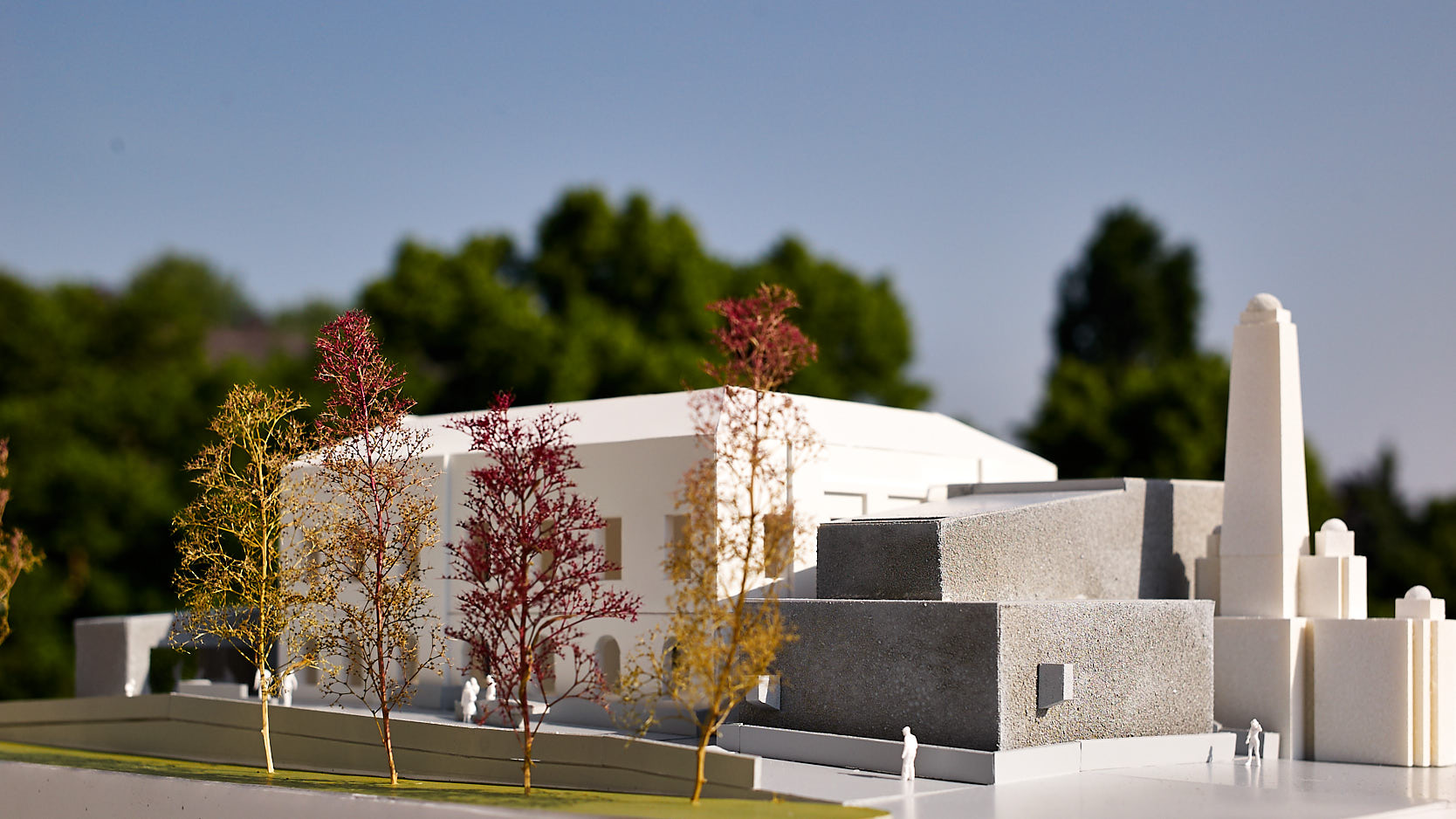 Zentralfriedhof: South