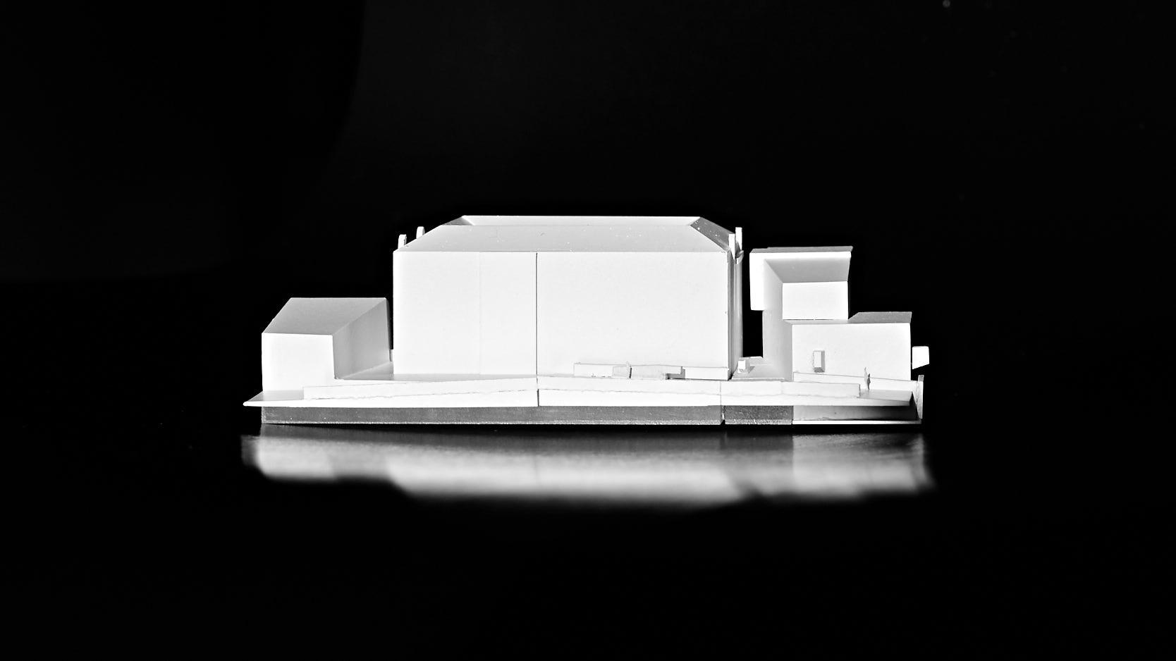 Zentralfriedhof: Model South/West