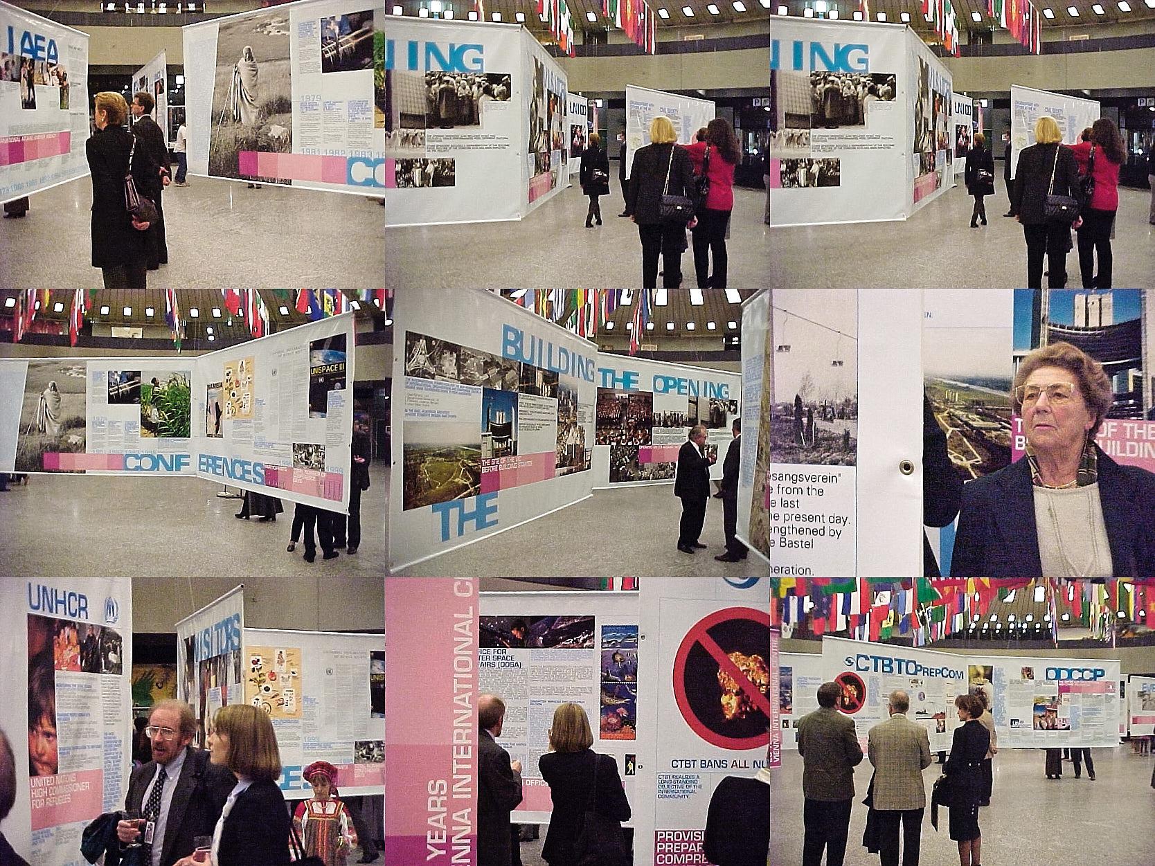 20 Years Vienna International Centre