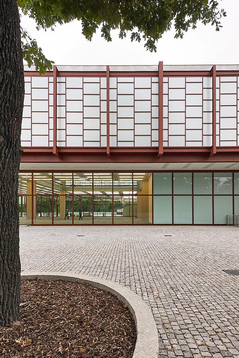 21er Haus: Adolf Krischanitz