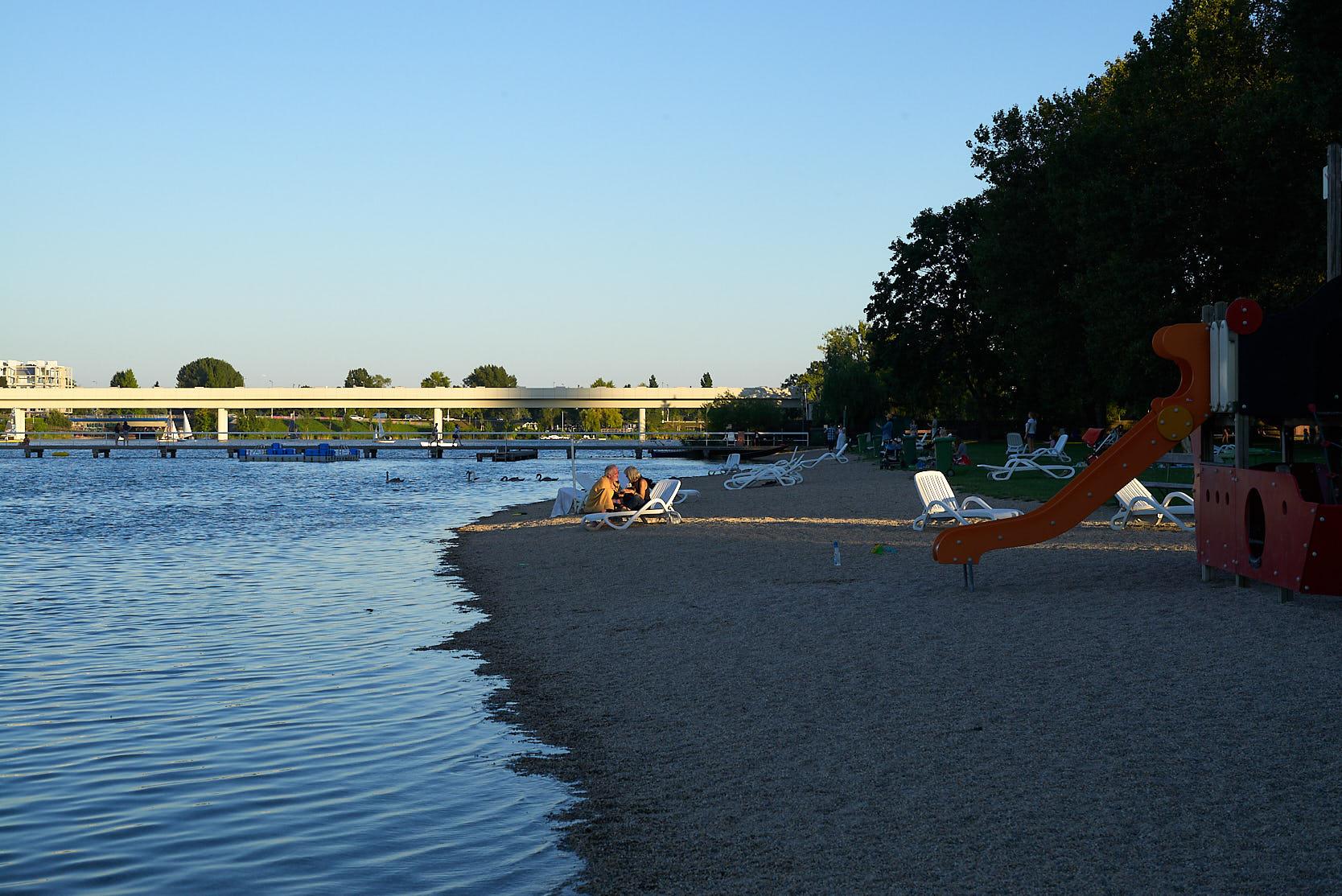 Bundesbad Alte Donau