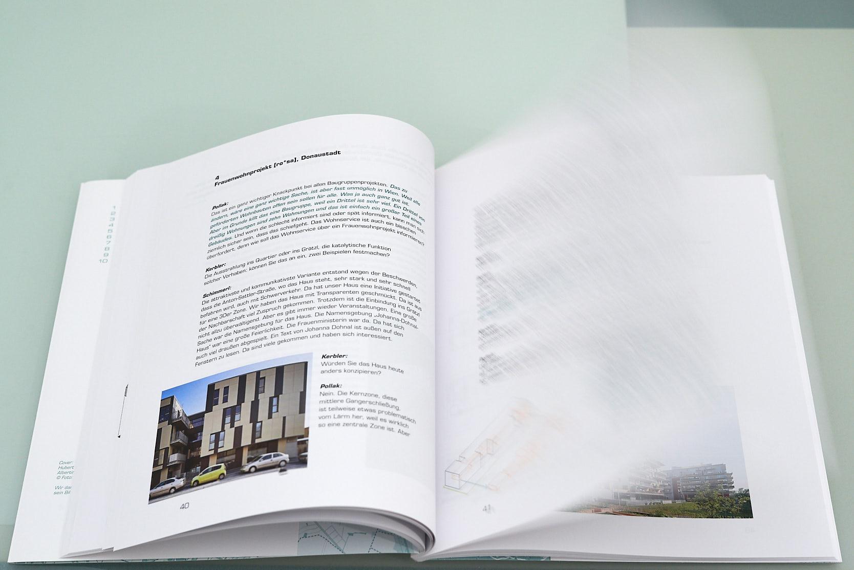 Stadt der Zukunft - über partizipatives Bauen: Pages