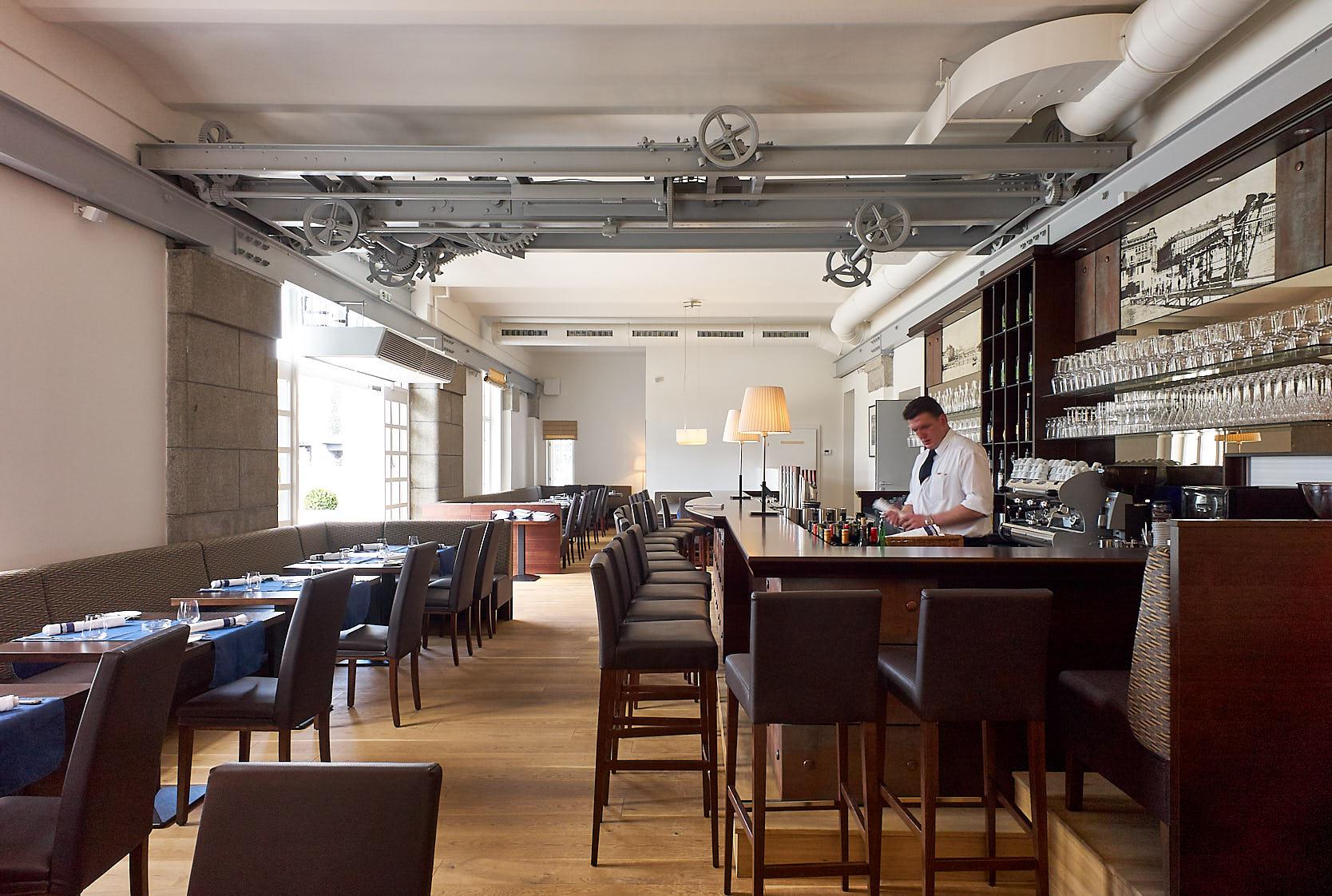 Otto Wagner Schützenhaus: Restaurant