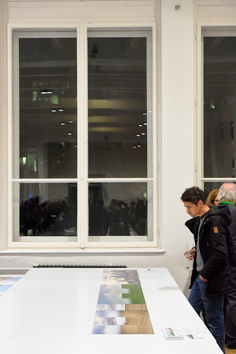 PhotoVienna 2015: Ausstellungsansicht