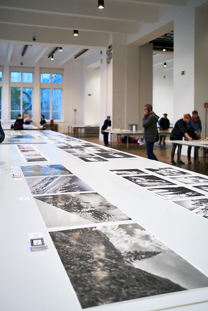 PhotoVienna 2016: Ausstellungsansicht