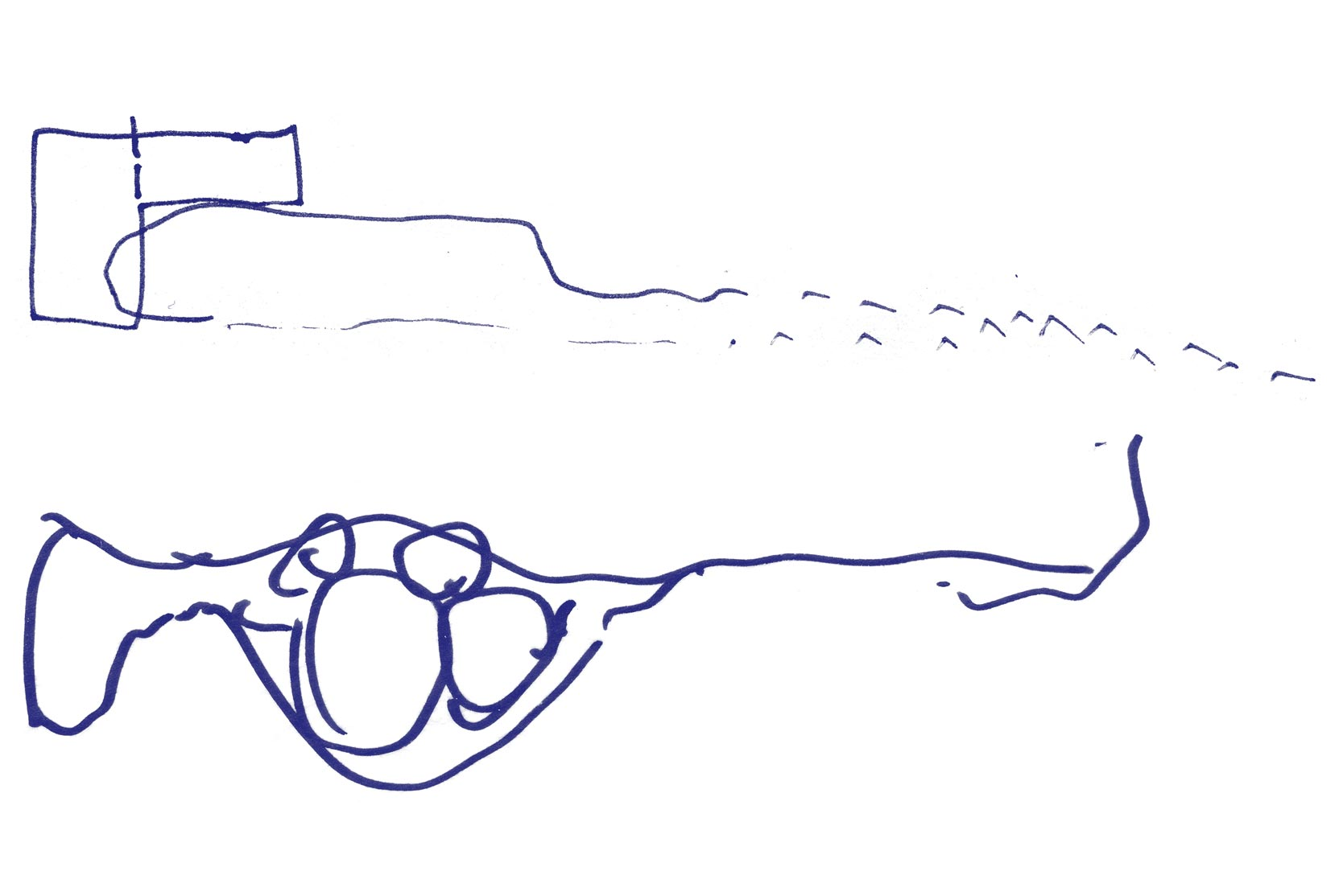 Elementary school: Sketch