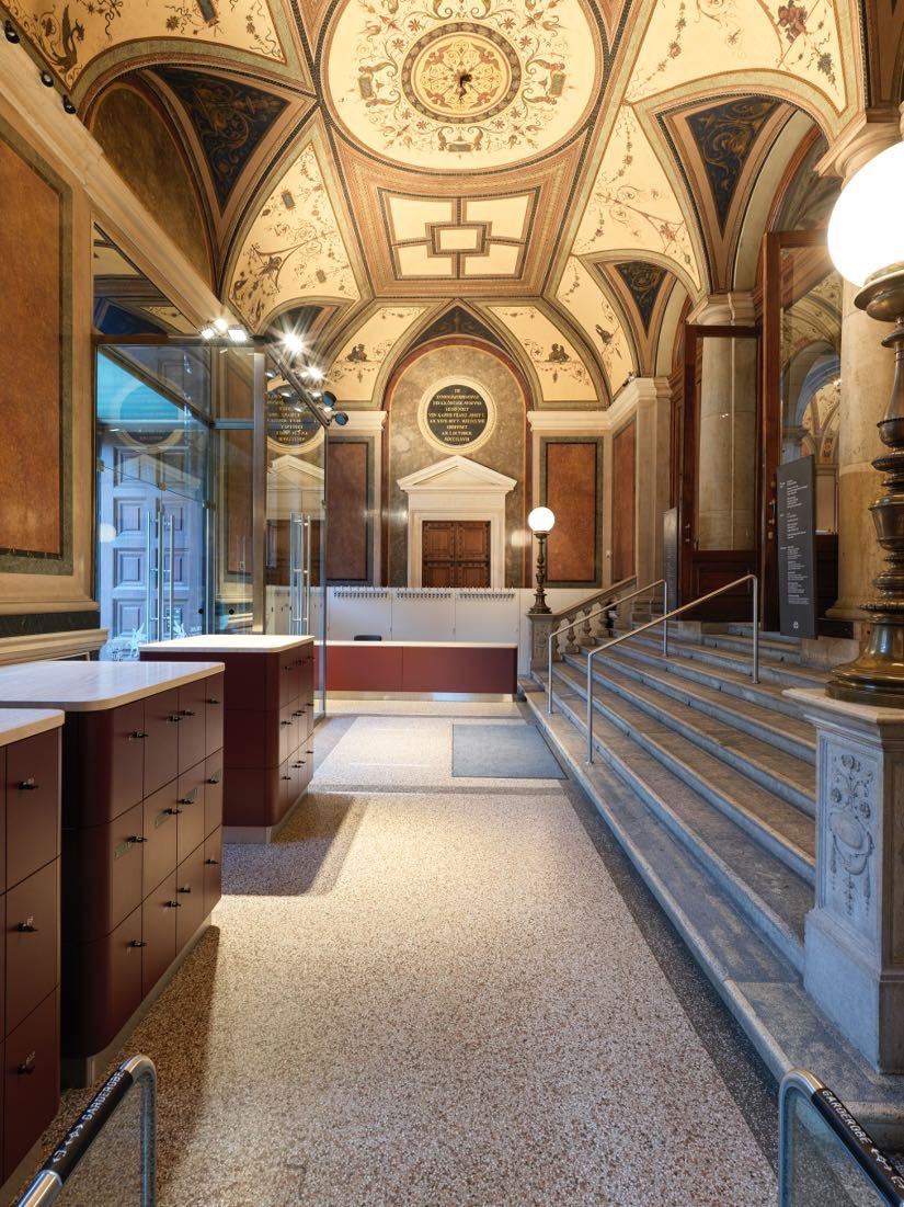 MAK New Wardrobe Foyer 1